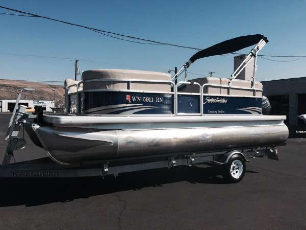 2010 Sweetwater SWT 2086
