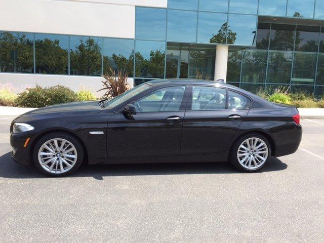 2012 BMW 550 i Pleasanton, CA
