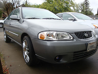 Nissan : Sentra GXE 2001 nissan sentra gxe sedan 4 door 1.8 l