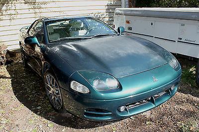 Mitsubishi : 3000GT VR-4 1995 mitsubishi 3000 gt vr 4 twin turbo green