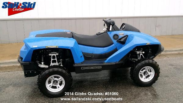 2014 Gibbs Sports Amphibian Quadski