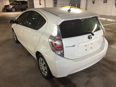 2013 toyota prius white cars for sale. Black Bedroom Furniture Sets. Home Design Ideas
