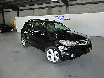 Acura : RDX TECHNOLOGY PCKG Sport Utility 4-Door 2007 acura rdx sh model turbo with technology package 4 x 4 awd make an offer