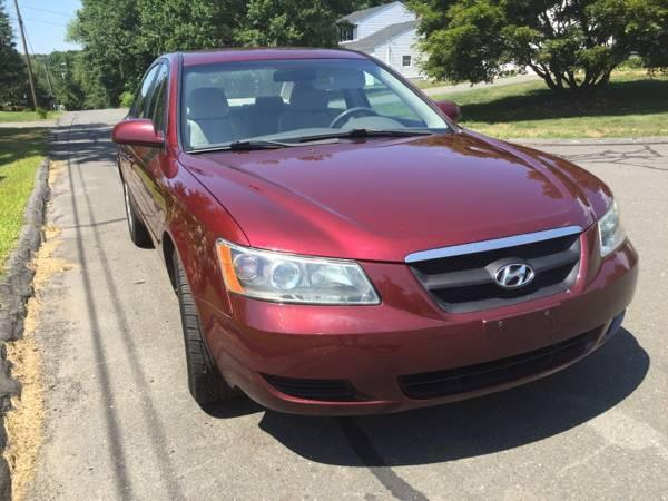 2007 Hyundai Sonata GLS Full Sedan 1 Owner Clean Carfax