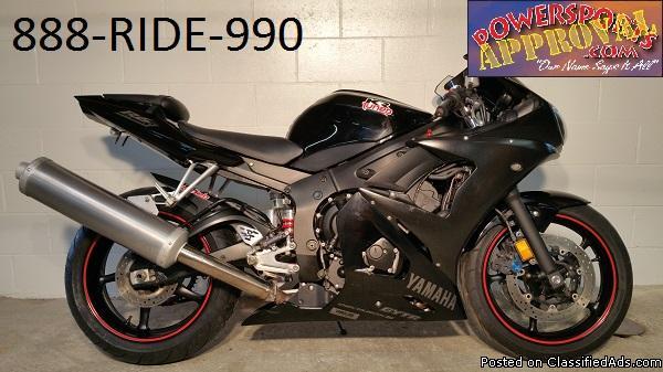 2008 yamaha r6 raven motorcycles for sale. Black Bedroom Furniture Sets. Home Design Ideas