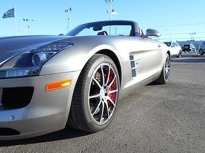 Mercedes-Benz : SLS AMG Roadster 2012 mercedes benz sls amg roadster