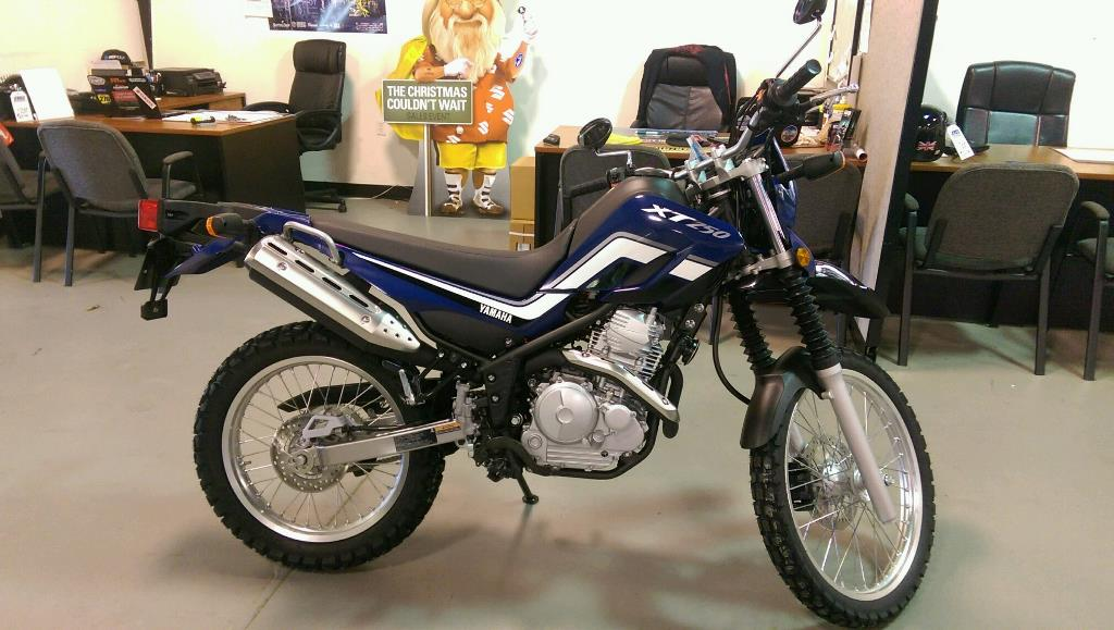 2008 Yamaha Xt 250 Dual Sport Motorcycles For Sale