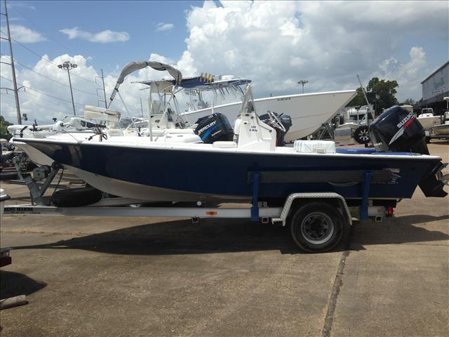 2008 Blue Wave V-Bay 180