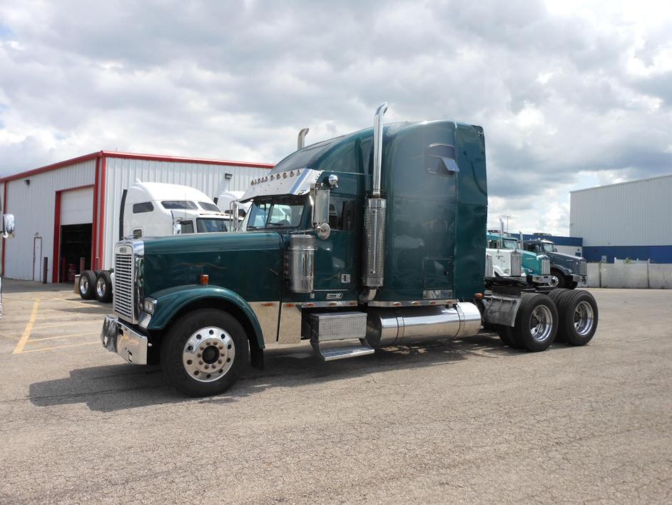 Diesel Trucks For Sale In Texas >> Freightliner Fld13264t Classic Xl Cars for sale