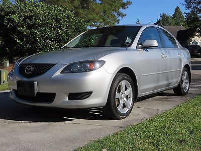 Mazda : Mazda3 4-DOOR SEDAN 2006 mazda 3 i touring 4 door 5 speed low miles
