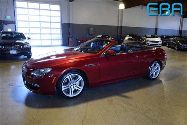 2012 BMW 650 i Seattle, WA