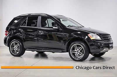 Mercedes-Benz : M-Class ML350 4matic 06 ml 350 4 matic awd premium comfort lighting sunroof parktronic heated seats gps
