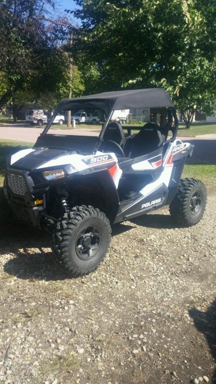 2016 Honda FourTrax Rancher 4x4 Red (TRX420FM1F)