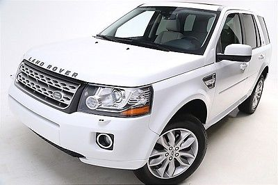 Land Rover : LR2 HSE LUX WE FINANCE! 2013 Land Rover LR2 HSE LUX AWD Panoramic Navigation Heated Seats