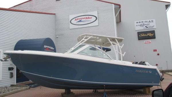 2015 Sailfish 275 Dual Console
