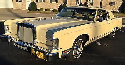 Image result for 1979 lincoln continental 2 door