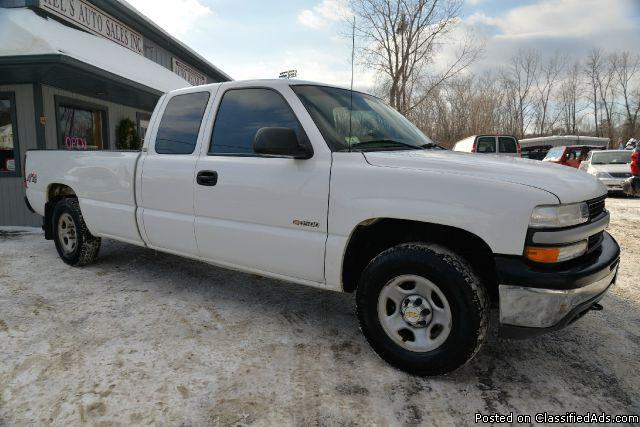 2001 chevy 1500 4x4 cars for sale. Black Bedroom Furniture Sets. Home Design Ideas