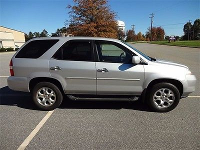 Acura : MDX Touring AWD 2002 acura mdx touring automatic 4 door suv