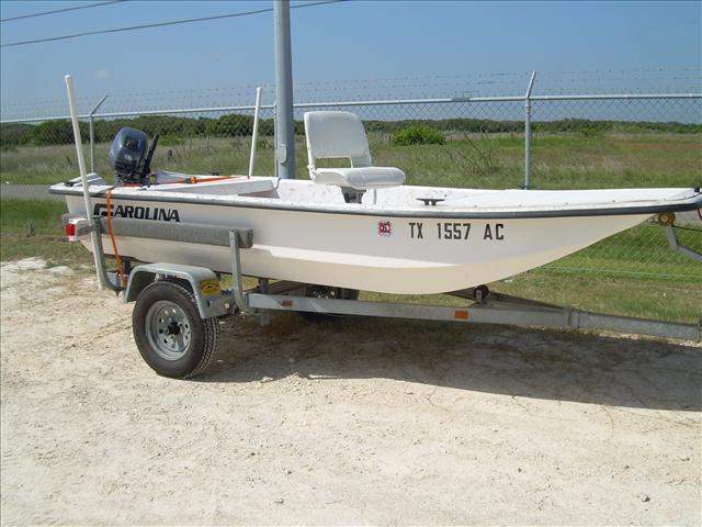 2006 Carolina Skiff J-Series J14
