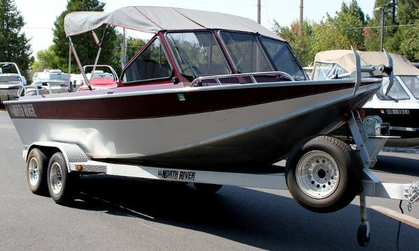 2004 North River Jet Boat Boats for sale