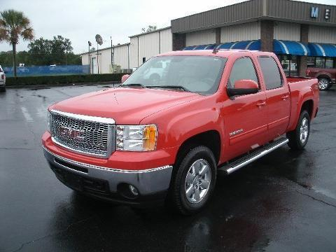 2011 GMC SIERRA 1500 4 DOOR CREW CAB SHORT BED TRUCK