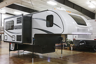 New 2016 HS-2910 Slide-Out Four 4 Season Pickup Truck Camper Never Used