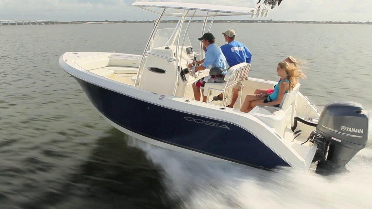 Cobia Boats 201cc Boats For Sale