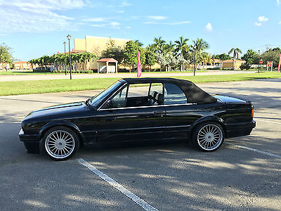 1989 Bmw 325i Convertible Cars for sale
