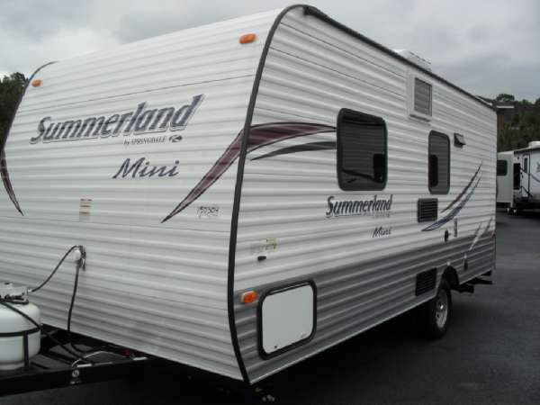 2016 Summerland 1700FQ
