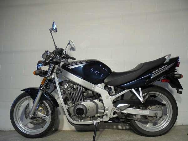 2001 Suzuki Gs500 Motorcycles for sale