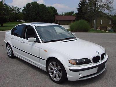 BMW : 3-Series 325i Sedan 4-Door Automatic 5-Speed I6 2.5L 2002 bmw 3 series 325 i automatic 5 speed rwd i 6 2.5 l gasoline
