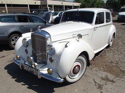Bentley : Other Righthand steer suicide doors restore or shamefull 1954 bentley r type righthand steer suicide doors restore or shamefully rat rod