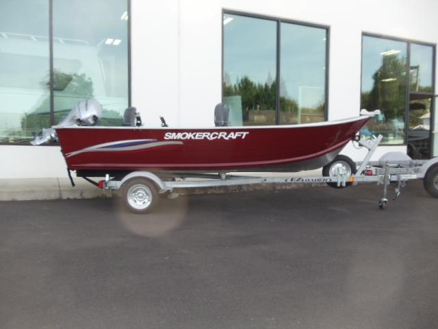 Smoker craft alaskan boats for sale for Smoker craft alaskan 15