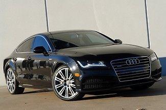 Audi : A7 3.0 Prestige 2013 audi a 7 warranty prestige 1 owner cleancarfax