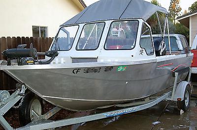 Heavy Duty Aluminum Hull Boats For Sale