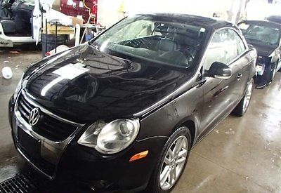Volkswagen : Eos Lux 2008 lux used turbo 2 l i 4 16 v automatic fwd convertible premium