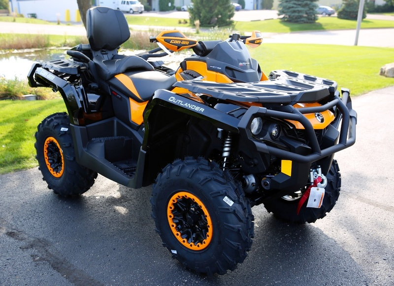 2016 Can Am Outlander L Dps 570 Mossy Oak Break Up C