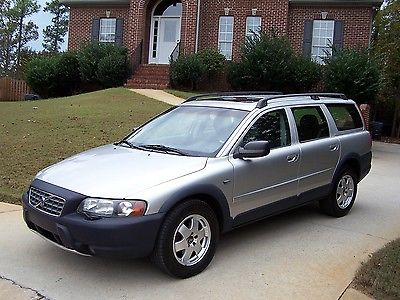 2001 Volvo V70 Xc Cross Country Cars for sale