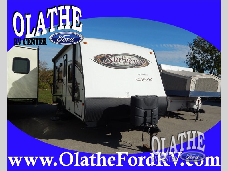 2014 Forest River Rv Surveyor Sport 220