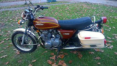 Kawasaki : Other 1976 kawasaki kz 400 kz 400 k 4 original motorcycle good shape