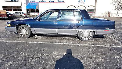 Cadillac : Fleetwood Sixty Special 1990 cadillac fleetwood 60 special sedan 4 door 4.5 l