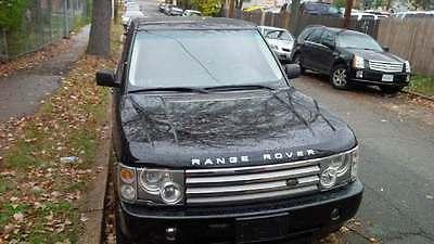Land Rover : Range Rover 2003 land rover range rover