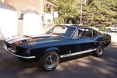 Shelby : GT500 2 door 1967 gt 500