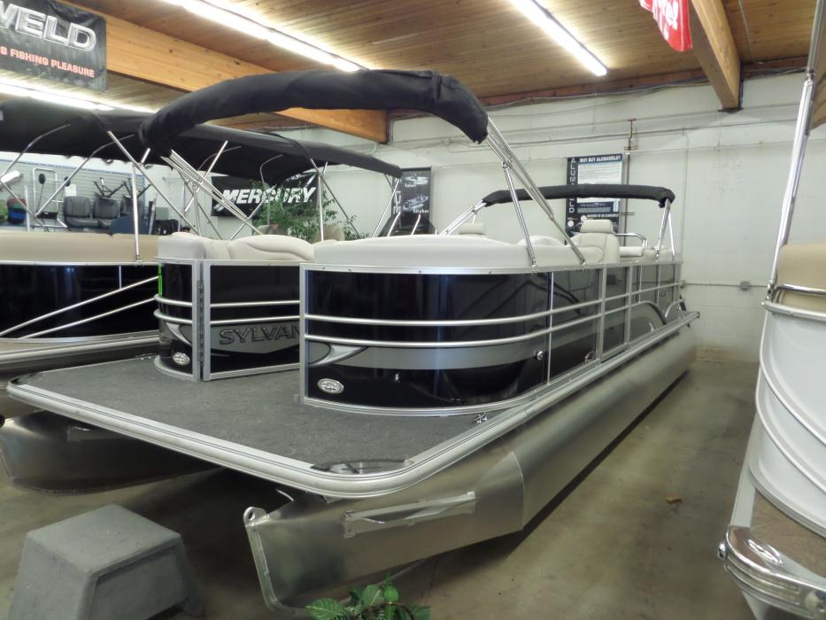 2014 Sylvan Pontoon LZ