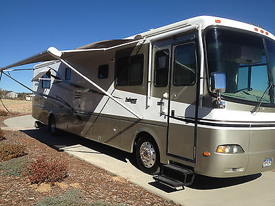 2003 Holiday Rambler Endeavor 40PBDD Class A Diesel Pusher RV Exc Cond Garaged