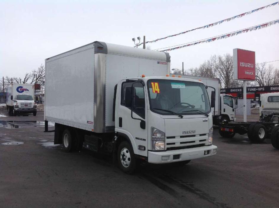 2014 Isuzu Npr Hd Diesel