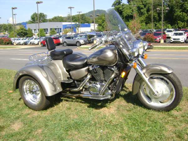 2002  Motor Trike  Honda Shadow Sabre 1100
