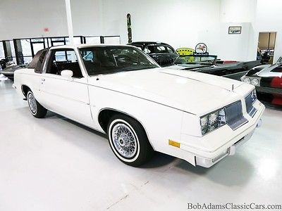 Oldsmobile : Cutlass Coupe 1981 oldsmobile cutlass coupe only 3 370 actual miles like a brand new car