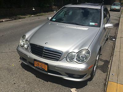 Mercedes-Benz : C-Class AMG 2002 mercedes benz c 32 amg v 6 supercharger 349 hp 332 tq clean title no accidents
