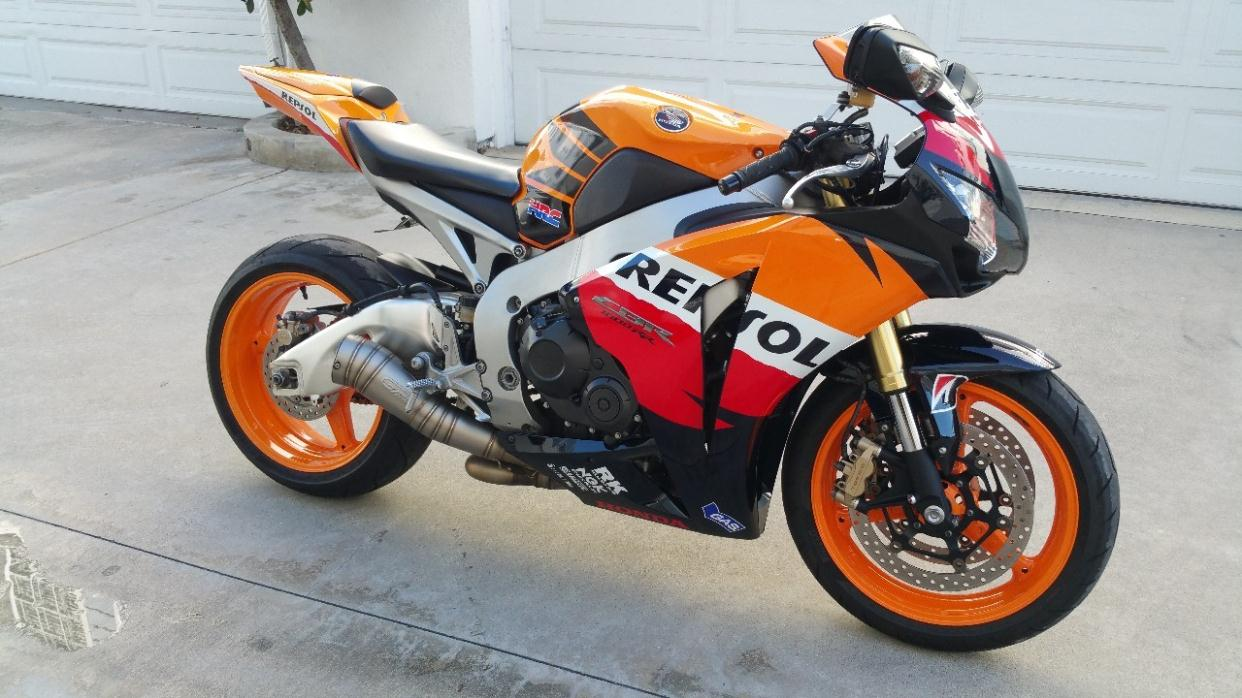 2009 Honda Cbr1000rr Repsol Motorcycles For Sale